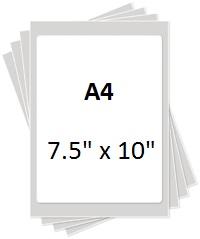Kopykake Frosting Sheet A4