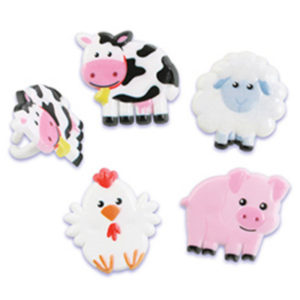 Farm Animal Rings