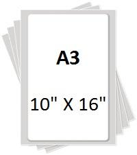 A3 Kopykake Frosting Sheet